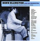 Live in Zurich Switzerland: 2.5.1950 by Duke Ellington (CD, Nov-2007, TCB Records)