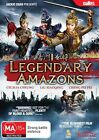 Legendary Amazons (DVD, 2012)