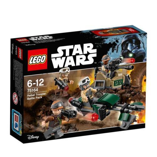 LEGO 75164  Star Wars Rebel Trooper Battle Pack