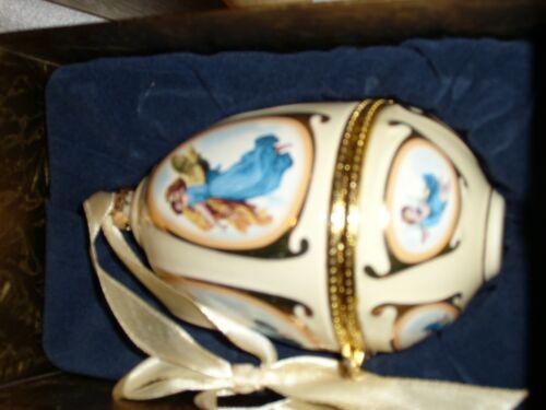 YOU PICK MR CHRISTMAS MUSICAL EGG WREATH FARM ANGEL PRESENTS BELL GOLD BOX