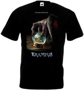 Krampus t-shirt black all sizes S...5XL