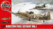 Airfix 1502069 Boulton Paul Defiant Mk.1 1:72 Modellflugzeug Modell Flugzeug