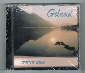 GOLANA-MIRROR-LAKE-CD-10-TRACKS-2007-NEUF-NEW-NEU