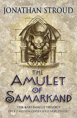 1 of 1 - The Amulet of Samarkand by Jonathan Stroud Medium Paperback 20% Bulk Discount
