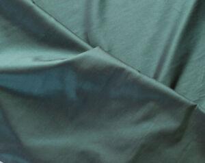 Super-Dark-Green-Silk-from-India-Light-Elegant-Fabric-44-034-wide-1-yard-Sewing-DIY
