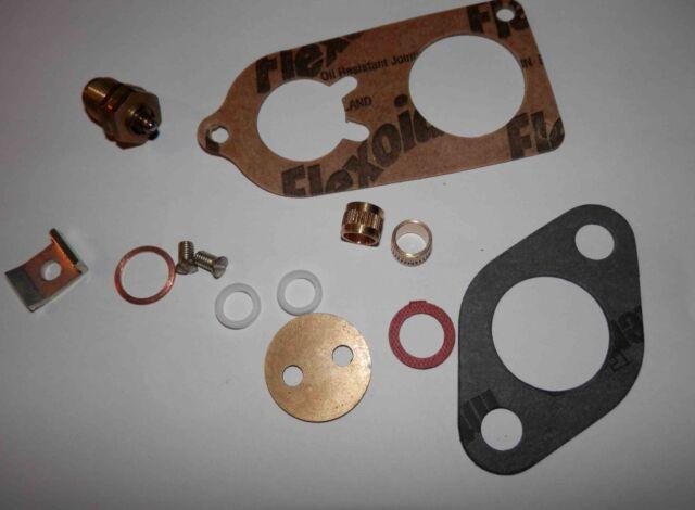 FIAT 850 SOLEX 30 PIB Carburetor Service Kit