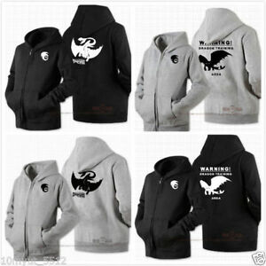 Ew movie how to train your dragon 2 toothless unisex zipper sweater image is loading ew movie how to train your dragon 2 ccuart Images