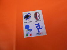 CALCIATORI FIGURINE PANINI 1994 95 STICK STACK SAMPDORIA TORINO ITALIA