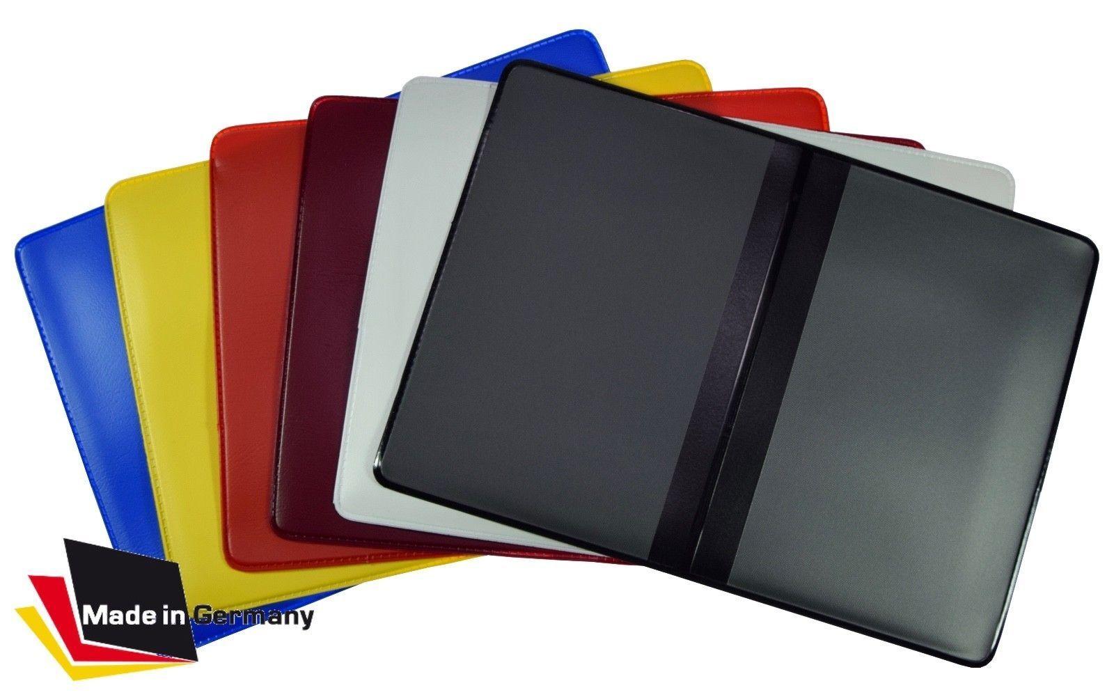 6bdd0fce16d0e ... KFZ Schein Schutzhülle Weiß NEU NEU NEU Fahrzeugschein Mappe Etui  Ausweis Kartenhülle 97645f ...