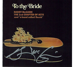 BARRY-MCGUIRE-039-S-STORE-TO-THE-BRIDE-DOUBLE-CD-NEW-AUTOGRAPHED-BY-BARRY