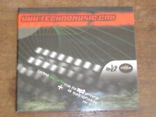 WWW.TECHNOMUSIC.COM Techno compilation DIGIPACK CD