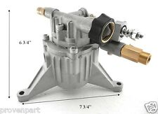 "Vertical Pressure Washer Pump 2400psi - 7/8"" Crank Fits Troy Bilt-"