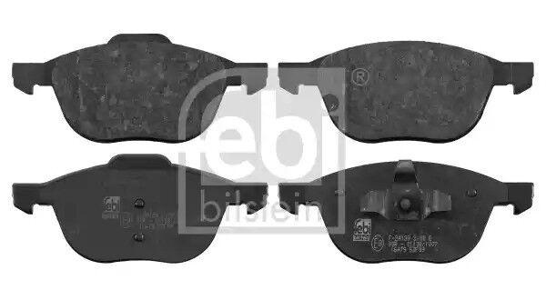Brake Pad Set, disc brake FEBI BILSTEIN 16479