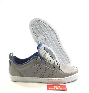 424c5b06e617 New adidas Originals AR-D1 adiRise Low Gray Aluminum Royal Blue ...