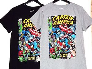 Marvel Cappuccio L Xl America Comics Xxs Novita' Xs Capitan Supereroi Felpa M S xZqB5qaEw4