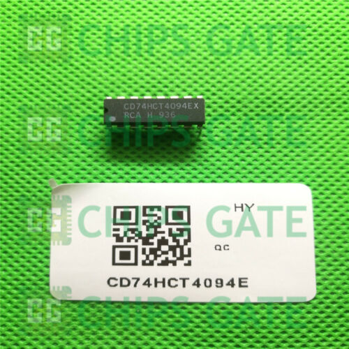 DIP16 9PCS NEW CD74HCT4094E TI 08