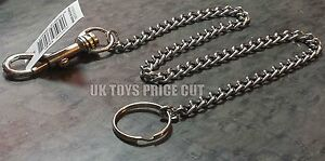 Extra-Long-Strong-Metal-Hipster-Key-Wallet-Belt-Ring-Clip-Chain-keychain