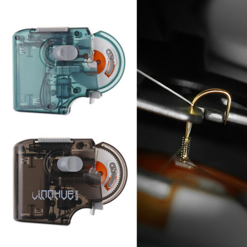 Electric Automatic Fishing Hook Tier Machine Fast Fish Hook Line Tying Device /'