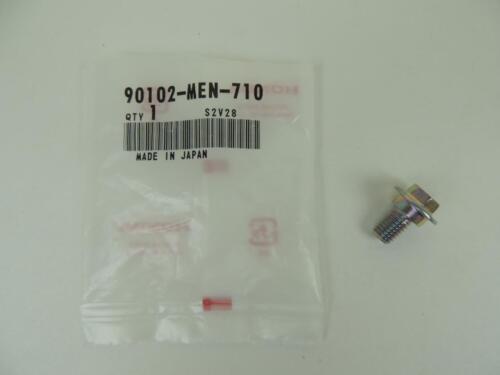 90102-MEN-710 NOS Honda Special Bolt 2005 CRF450R 2008 CRF250R Y1560