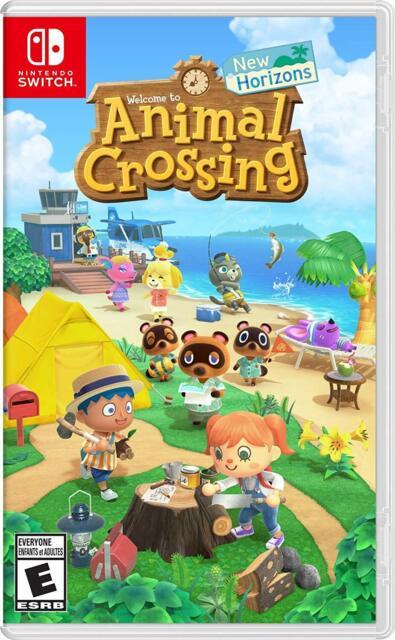 Animal Crossing: New Horizons - Nintendo Switch Brand New Factory Sealed