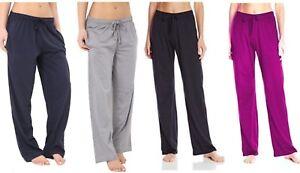 New-Women-039-s-Ladies-Girl-Designer-Pyjama-Bottoms-Lounge-Pants-Trousers-Night-PJS