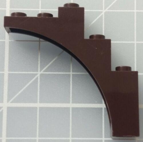 LEGO 2339 Brick Arch 1x5x4 Continuous Bow x2