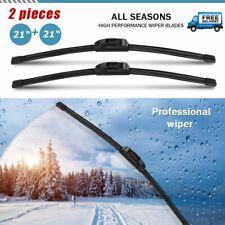 2121 J Hook Wiper Blades For Chevrolet Corvette 2013 2012 2011 2010 2009 2005