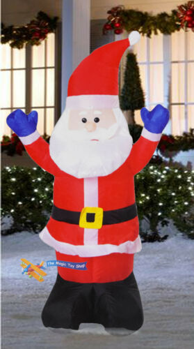 item 1 large inflatable santa snowman outdoor airblown xmas christmas decoration figure large inflatable santa snowman outdoor airblown xmas christmas