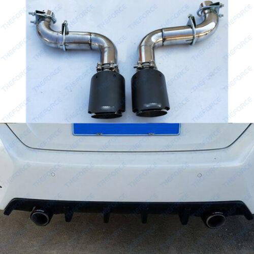 informafutbol.com Exhaust Systems Exhaust 2P Carbon Fiber Exhaust ...