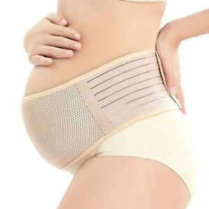 1X-Maternity-Support-Belt-Breathable-Pregnancy-Belly-Band-Abdominal-Binder-N7Q3