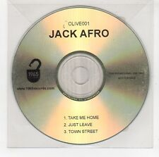 (GG810) Jack Afro, Take Me Home / Just Leave - DJ CD