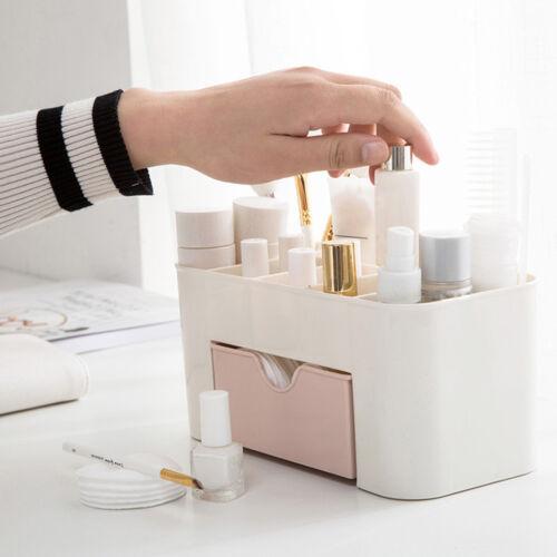 Make Up Brush Holder//Storage Pots Jewellery Case Storage Organizer Box Drawer JA