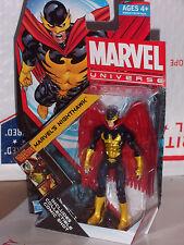 """Marvel Universe 4"""" Ages of Thunder MARVEL'S NIGHTHAWK  Sealed New"""
