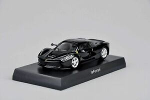1-64th-Diecast-LaFerrari-Series-Minicar-Collection-Black-Car-Model-Vehicles-Toys