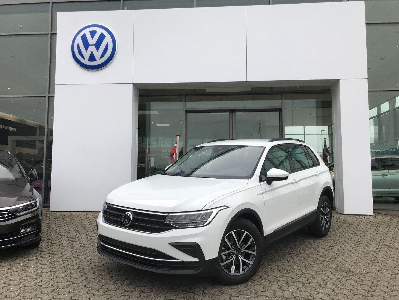 VW Tiguan 1,5 TSi 150 Life DSG 5d - 446.000 kr.