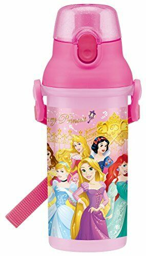 99aa5a4ccd Disney Princess Plastic Water Bottle 480ml Pink from Japan for sale online  | eBay