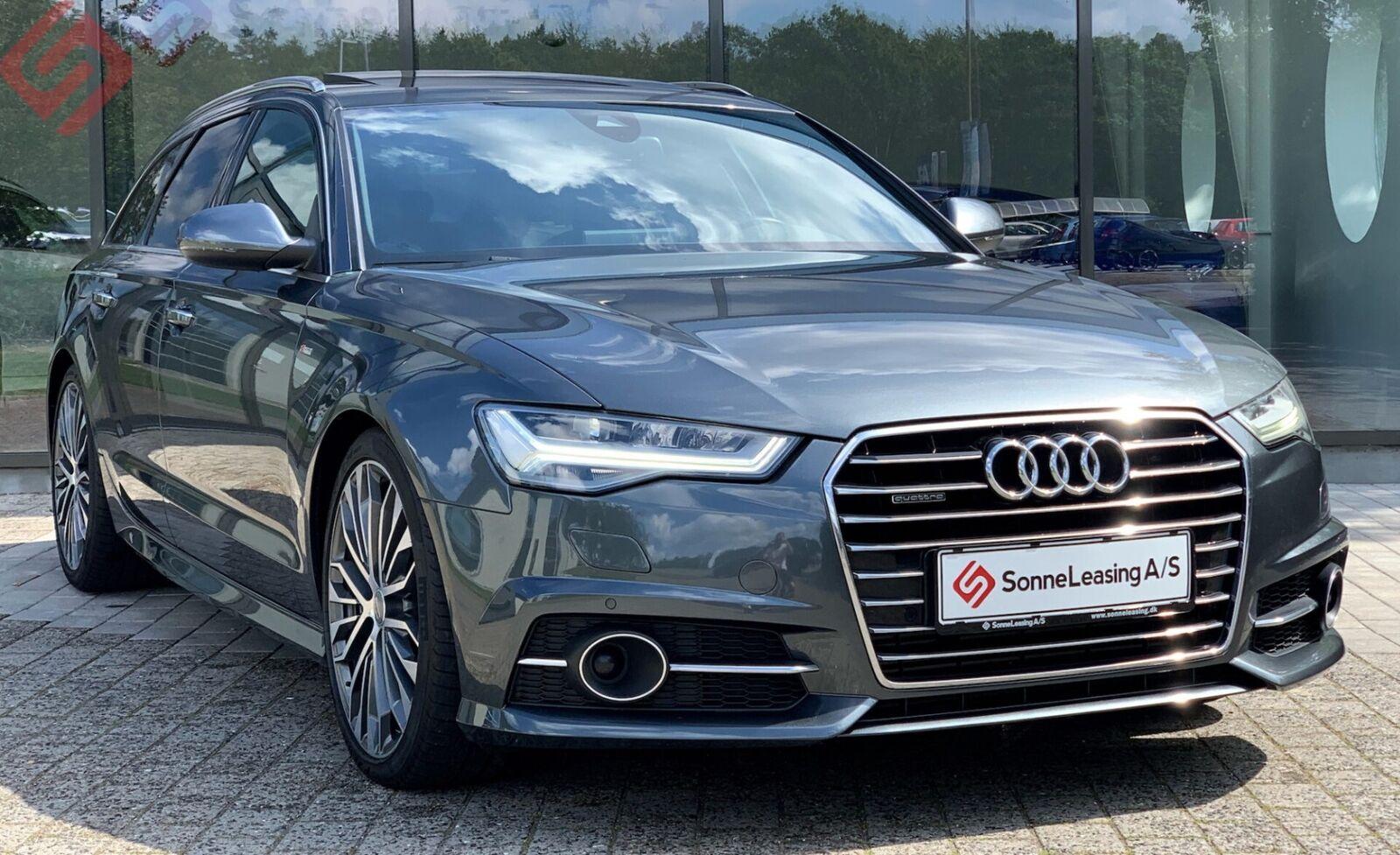 Audi A6 3,0 TDi 320 S-line Avant quat. Tip 5d - 3.196 kr.