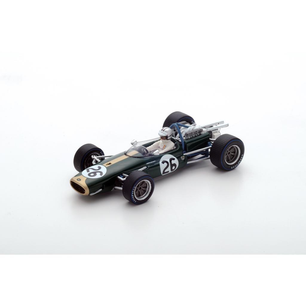 SPARK BRABHAM BT19  26 Belgium GP 1967 - Denny Hulme  S5254 1 43