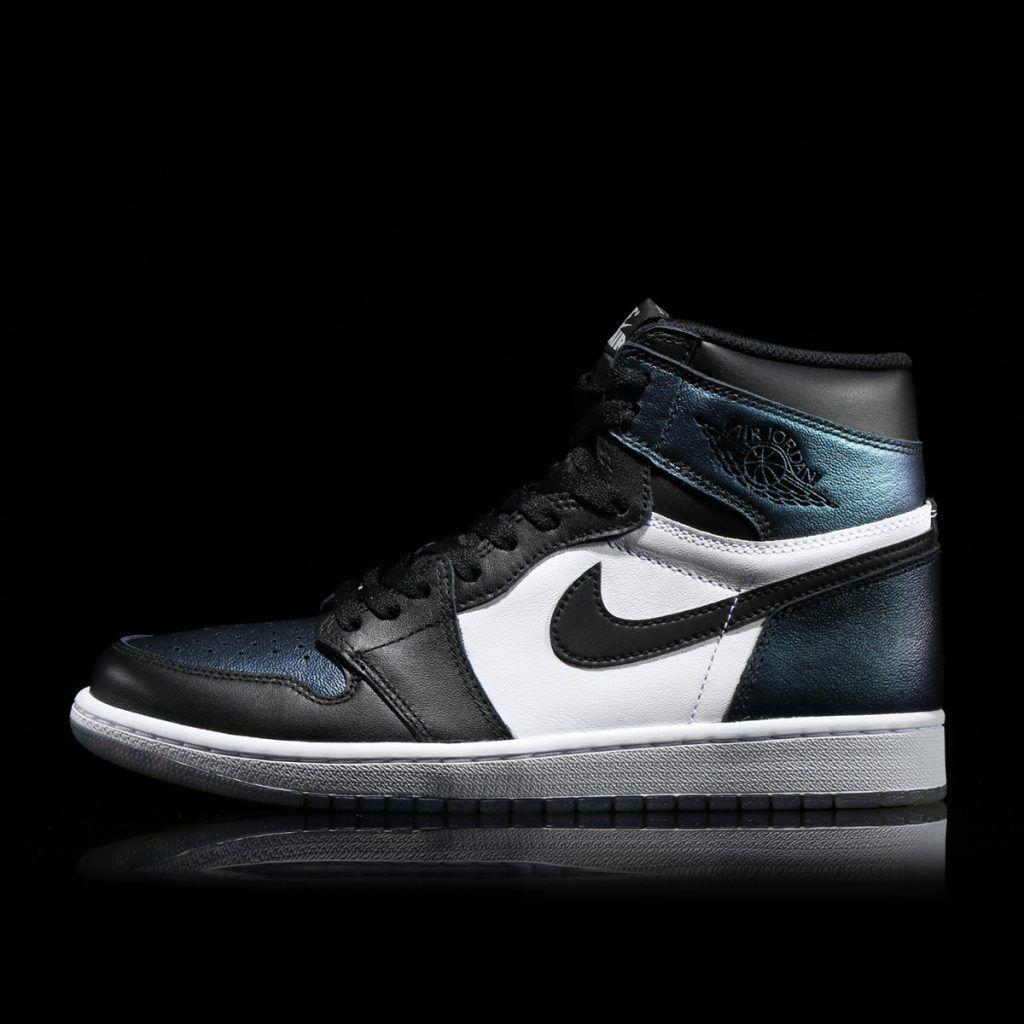 2018 Nike Air Jordan 1 retro Star High og como All Star retro camaleón tamaño 15.907958-015 9ad0cd