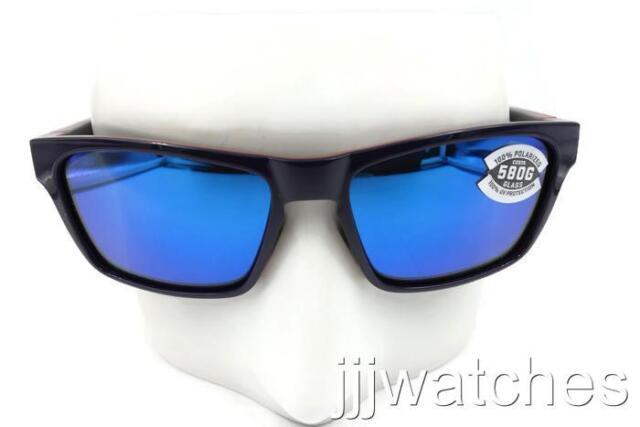 f85b045759 Authentic Costa Del Mar Sunglasses Hinano Hno104 Navy Red Blue 580g Purple