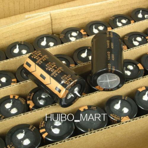ELNA 10000UF 63V FOR AUDIO Grade Electrolytic Capacitors 1 pcs// 4 pcs