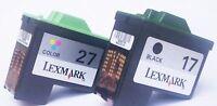 LEXMARK 17+27 Druckerpatrone