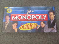 USAopoly Seinfeld Monopoly Board Game - MN010262 Toys