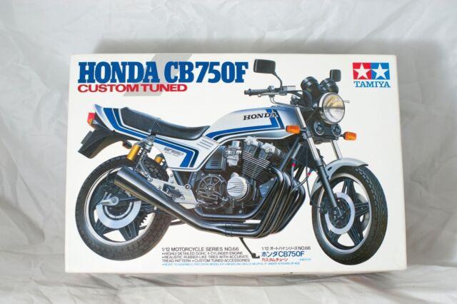 Tamiya Honda CB750F Custom Tuned 1/12 Scale Model Motocycle Kit