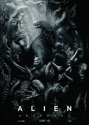 Alien Covenant Movie Poster Art Large Print A0 A1 A2 A3 A4 Maxi