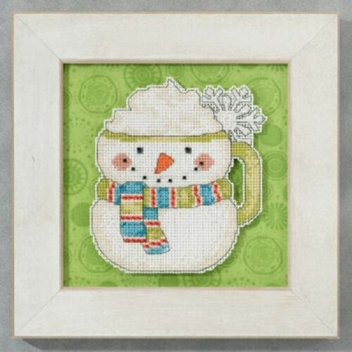 OUT ON A LIMB Counted Cross Stitch Kits DEBBIE MUMM By Mill Hill WINTER CHEER