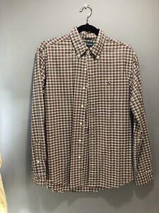 3-Pack-Polo-Ralph-Lauren-Long-Sleeve-Custom-Fit-Button-Down-Dress-Shirt-M