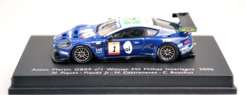 SPARK 87S025 Aston Martin DBR9 Winner Mil Milhas Interlagos 2006 1:87 NEU//OVP