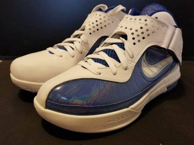 sale retailer 51809 de4c2 BRAND NEW NIKE AIR MAX SOLDIER V TB LEBRON 5 WHITE ROYAL 454141 103 10.5 DS