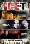 Ice T Triple Feature 0031398222040 DVD Region 1 P H